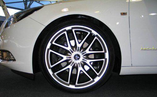 Steinmetz представил свое виденье Opel Insignia - фото 1
