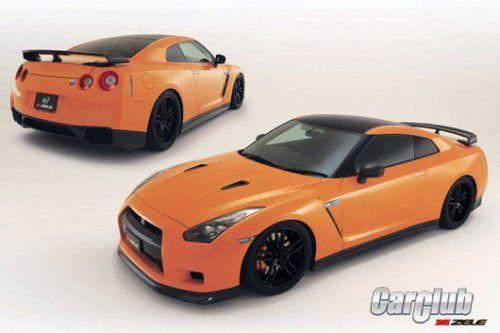 Nissan GT-R от японского ателье Zele - фото 2