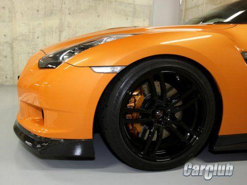 Nissan GT-R от японского ателье Zele - фото 6