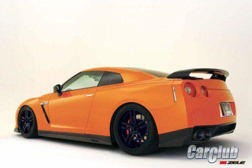 Nissan GT-R от японского ателье Zele - фото 4