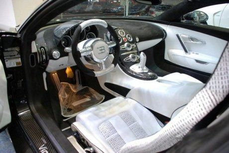 Bugatti Veyron Vincero от Mansory - фото 3
