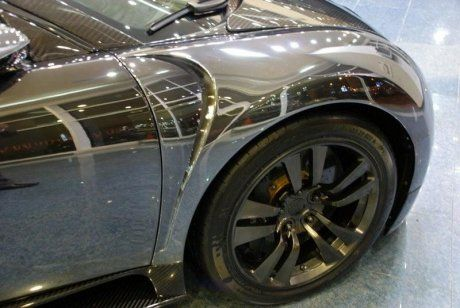 Bugatti Veyron Vincero от Mansory - фото 2