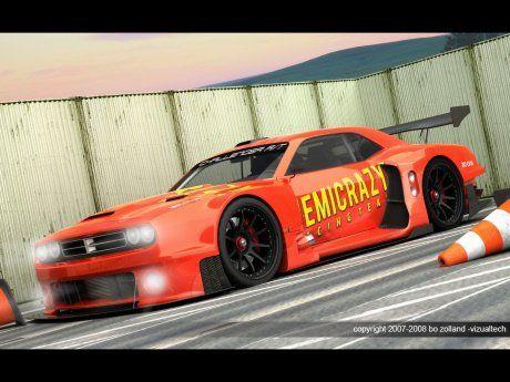 Dodge Challenger для Le Mans - фото 5