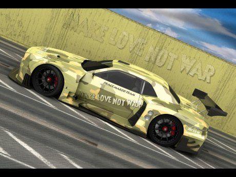 Dodge Challenger для Le Mans - фото 4
