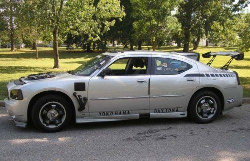 Экзотический тюнинг Dodge Charger - фото 2