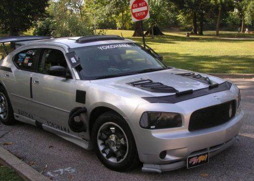 Экзотический тюнинг Dodge Charger - фото 4