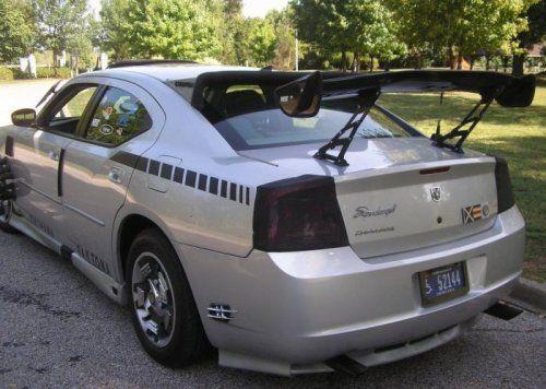 Экзотический тюнинг Dodge Charger - фото 3