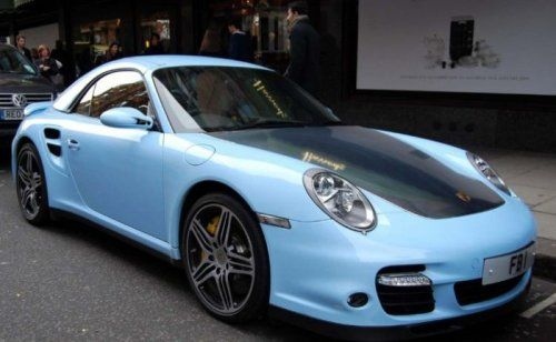 Ослепительный малыш Porsche 997 Turbo Кабриолет! - фото 2