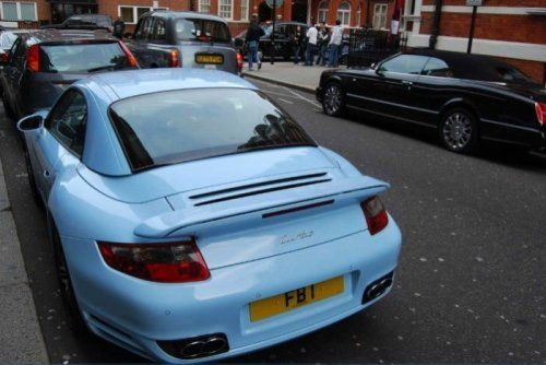Ослепительный малыш Porsche 997 Turbo Кабриолет! - фото 6