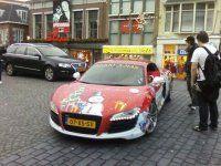 Audi R8 для Санта Клауса - фото 1