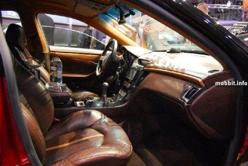 Тюнинг-шоу на Detroit Auto Show 2009 - фото 18