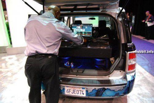 Тюнинг-шоу на Detroit Auto Show 2009 - фото 17
