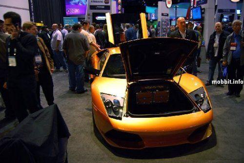 Тюнинг-шоу на Detroit Auto Show 2009 - фото 23