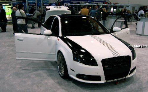 Тюнинг-шоу на Detroit Auto Show 2009 - фото 11