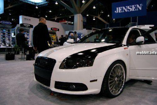Тюнинг-шоу на Detroit Auto Show 2009 - фото 12