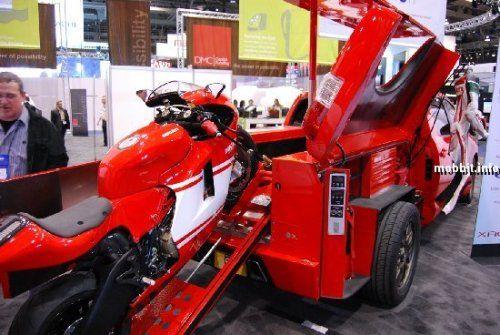 Тюнинг-шоу на Detroit Auto Show 2009 - фото 1