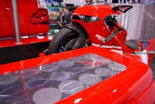 Тюнинг-шоу на Detroit Auto Show 2009 - фото 13