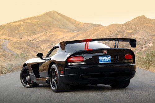 Фотообзор: Dodge Viper ACR - фото 7