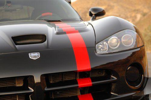 Фотообзор: Dodge Viper ACR - фото 15