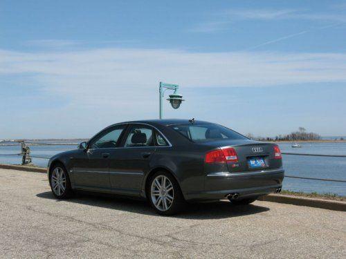 Горячая восьмерка от Audi - фото 6