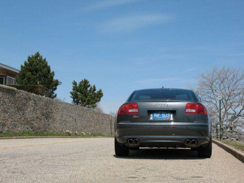 Горячая восьмерка от Audi - фото 8