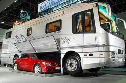 Тюнинг автобуса - фото 2