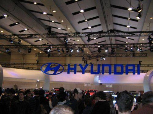 Фотографии с выставки Canadian International Autoshow 2009 - фото 27