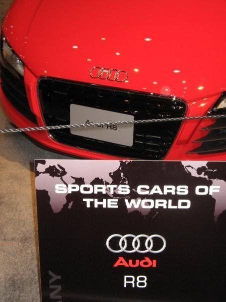 Фотографии с выставки Canadian International Autoshow 2009 - фото 50