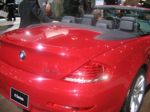 Фотографии с выставки Canadian International Autoshow 2009 - фото 9