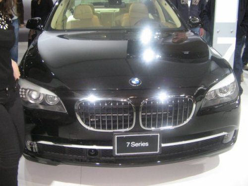 Фотографии с выставки Canadian International Autoshow 2009 - фото 56