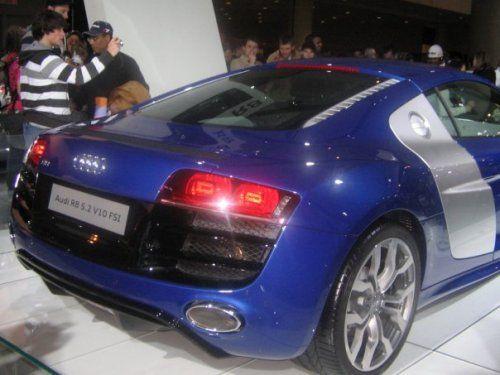 Фотографии с выставки Canadian International Autoshow 2009 - фото 22