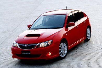 Новая Subaru Impreza представлена в Японии - фото 1
