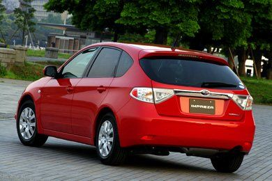 Новая Subaru Impreza представлена в Японии - фото 4