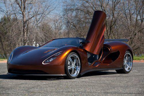 Гараж Infocar: Ronn Motors Scorpion - фото 15