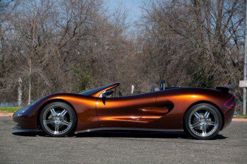 Гараж Infocar: Ronn Motors Scorpion - фото 9