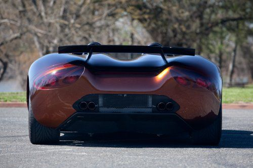 Гараж Infocar: Ronn Motors Scorpion - фото 11