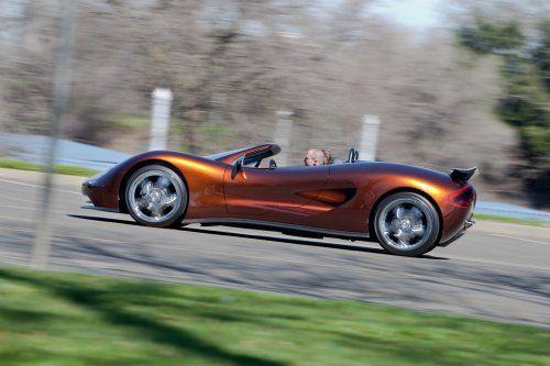 Гараж Infocar: Ronn Motors Scorpion - фото 6