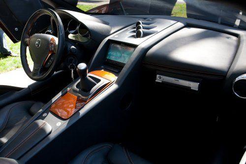 Гараж Infocar: Ronn Motors Scorpion - фото 4