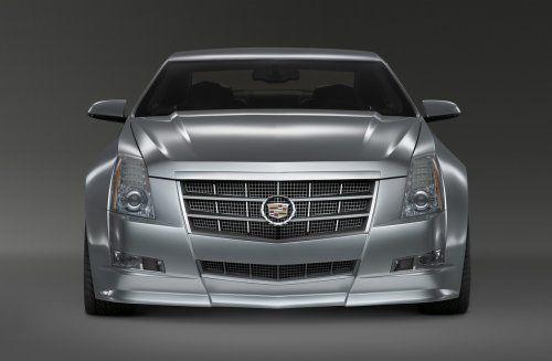 Гараж Infocar: Cadillac CTS Coupe Concept - фото 19
