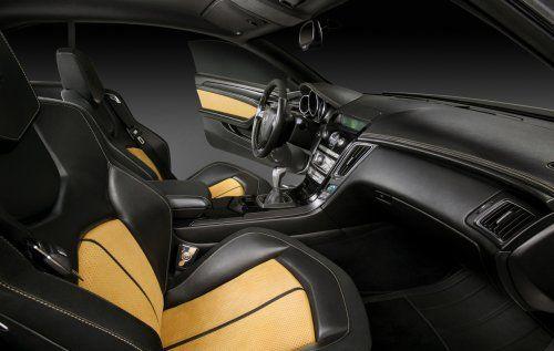 Гараж Infocar: Cadillac CTS Coupe Concept - фото 1