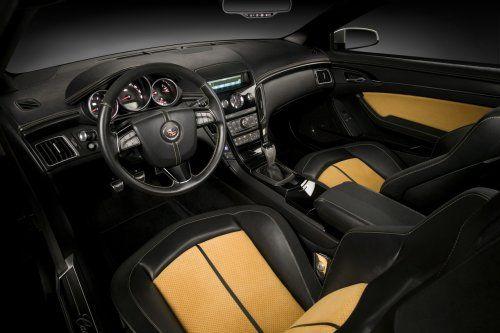 Гараж Infocar: Cadillac CTS Coupe Concept - фото 15