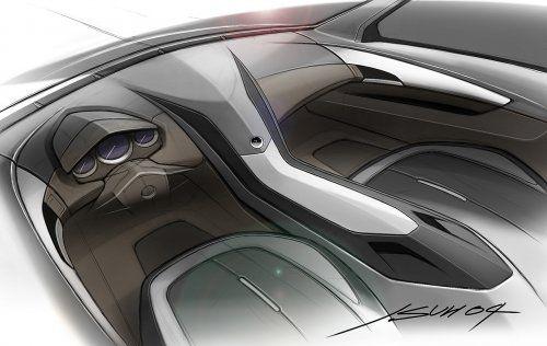 Гараж Infocar: Cadillac CTS Coupe Concept - фото 11