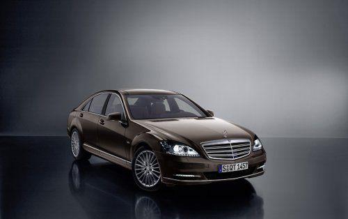 Гараж InfoCar: 2010 Mercedes-Benz S600 - фото 8