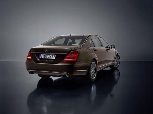 Гараж InfoCar: 2010 Mercedes-Benz S600 - фото 18