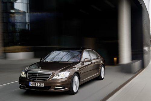 Гараж InfoCar: 2010 Mercedes-Benz S600 - фото 10
