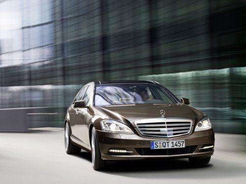 Гараж InfoCar: 2010 Mercedes-Benz S600 - фото 13