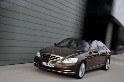 Гараж InfoCar: 2010 Mercedes-Benz S600 - фото 7
