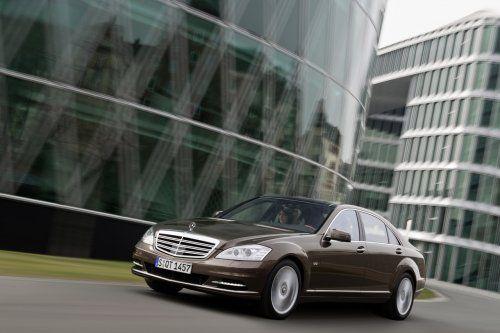 Гараж InfoCar: 2010 Mercedes-Benz S600 - фото 9
