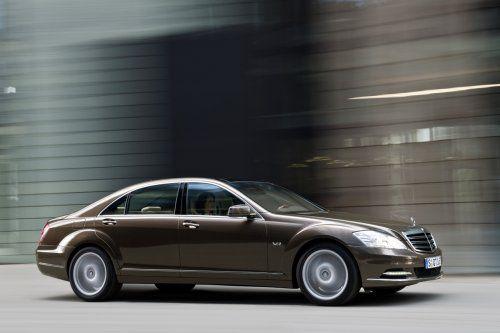 Гараж InfoCar: 2010 Mercedes-Benz S600 - фото 6