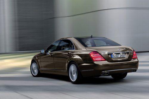 Гараж InfoCar: 2010 Mercedes-Benz S600 - фото 12